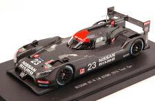 EBBRO 45252 NISSAN Gt-r LM NISMO 2015 Test Car No. 23 Black 1/43 Scale
