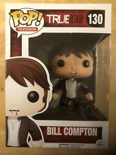 Funko Pop, TRUE BLOOD, Bill Compton, HBO, Television, Vampire, 130, Never Opened