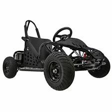 Baja X 79CC Kids Gas Go-Kart Black