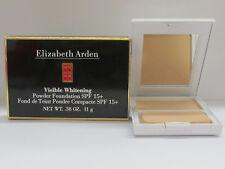 Elizabeth Arden Visible Whitening Powder Foundation SPF15+ color Nude 06