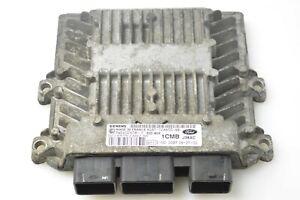 FORD FIESTA MK5 2006 1.4 TDCI 6S6112A650AB 1CMBJ38AC ENGINE CONTROL UNIT ECU