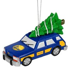 Golden State Warriors Station Wagon With Tree Ornament