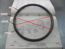 CORONA VOLANO FIAT 1100 D R G H 1103  PV 51007000 OE 848506