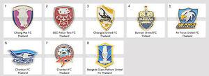 Pin Thailand Football Clubs Badge Asia FC