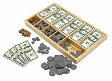 Melissa & Doug Play Money Set #1273 BRAND NEW SEALED