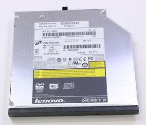 Lenovo T420 T430 T520 T530 W520 W530 Optical Drive DVD RW GT80N 75Y5115 04X4678