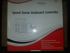 3 Axis Dimension Joystick CCTV Keyboard Controller for PTZ Speed Dome Camera