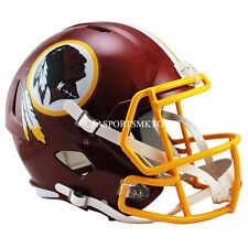 Washington Redskins Riddell Full Size Speed Replica Football Helmet