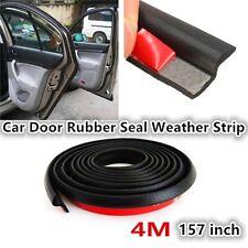 "157"" 4M Z-shape Window Door Rubber Seal Weather Strip Hollow Car Universal New"