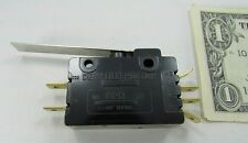 Cherry E G20 Micro Switch 2-Pole Snap-Action Lever Switches, NO/NC .1A 125V New