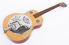 Cherrystone Resonator Gitarre, TOP Sound, Farbe natur