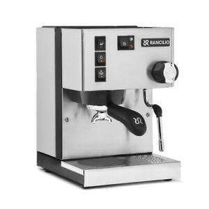 Rancilio Silvia V6 Espresso Coffee Machine