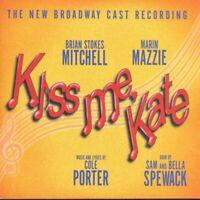 NEW BROADWAY CAST RECORDING - KISS ME KATE   CD NEW