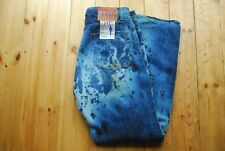 Effetto anticato stile PRPS Jeans LOTTO 3 made in Japan 36""