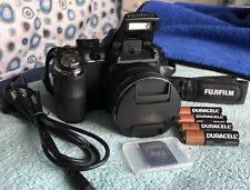 Fujifilm FinePix S Series S4400 14.0MP Digital Camera - Black~~Nr Mint~~32GB SD~