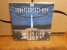 Laserdisc Independence Day NTSC WIDESCREEN THX englisch Version.