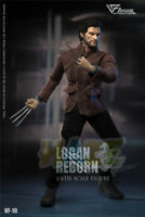 New 1/6 Scale Wolverine Hugh Jackman 32cm Action Figure Model Toy In Stock Gift