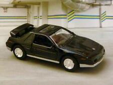 1985 - 1988 Pontiac Fiero GT V-6 Sports Car 1/64 Scale Limited Edition K