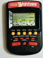 1995 Mb Yahtzee Handheld Electronic Game