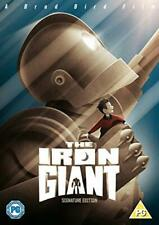The Iron Giant Signature Edition Includes Digital Download Blu-ray 2016