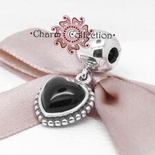 Pandora, S925 Mi Amor Pendant Clip Bracelet Charm, NEW, 791046ON
