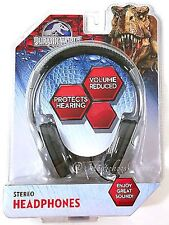 Universal JW-140EX JURRASSIC WORLD Kid Safe Volume Indominus Rex Headphones