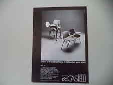 advertising Pubblicità 1976 ANONIMA CASTELLI - BOLOGNA