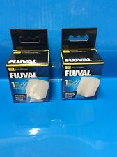 Fluval U1 Aquarium Fish Tank Media Foam Pack x 2 Bundle Deal