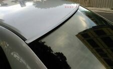 Silver Color Painted Fit 2004-2012 VOLVO S40-Rear Window Roof Spoiler
