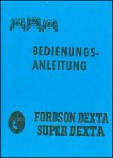 buy fordson super dexta in ford tractor manuals publications ebay