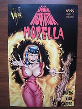 """""""THE DARK HORROR OF MORELLA"""", 1999 NM/M ORIGINAL OWNER, UNREAD"""