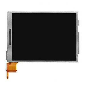 Original Replacement LCD Screen Display Bottom Lower Parts For Nintendo 3DS XL