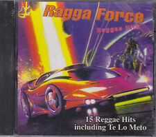 RAGGA FORCE - various artists CD