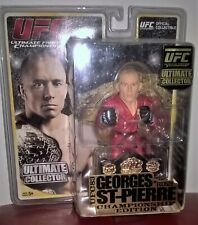 UFC Ultimate Collection 'George St Pierre' Championship Edition Action Figure