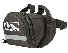 M-Wave Satteltasche klein Fahrradtasche Werkzeugtasche Sattel Fahrrad Tasche