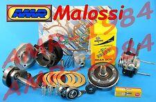 KIT POTENZIAMENTO CILINDRO APE 50 TM Ø57,50 115cc MALOSSI 318694 + ALBERO + CARB