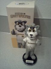 GRESHAM OREGON GREYWOLES College Baseball Bobblehead West Coast League