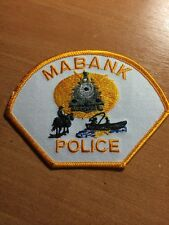 PATCH POLICE MABANK TEXAS TX