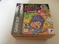 Hi Hi Puffy Ami Yumi: Kaznapped (Nintendo Game Boy Advance, 2005) GBA NEW!