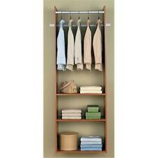 Easy Track Closet Easy Track 72in. White Hanging Tower Kit Rv1472