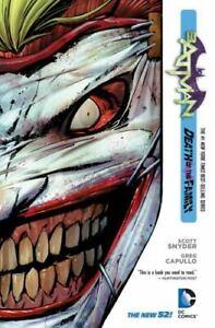 Batman Vol. 3: Death of the Family [The New 52] [Batman: the New 52!] Snyder, Sc