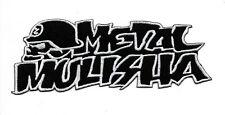 Metal Mulisha motocross ATV racing P26 embroidered iron on patch high quality