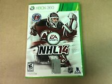 NHL 14  Xbox 360 -  NTSC Version but works in Aus