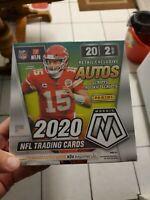 2020 Panini Mosaic Football Mega Box Burrow? Tua? Herbert? In hand free shipping