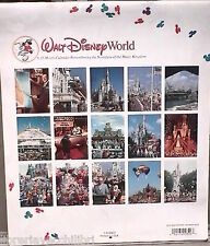 REMEMBER THE MAGIC WALT DISNEY WORLD 1996 97 Disney Fumetti Calendario 15 mesi
