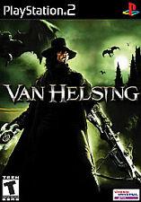 Van Helsing - PlayStation 2, Very Good Playstation 2, PlayStation2 Video Games