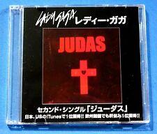 LADY GAGA Judas Rare 2011 Japan DJ-Only CD Single