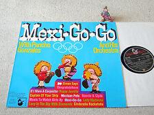 PANCHO GONZALES & HIS ORCHESTRA Mexi-Go-Go 1968 GER LP HANSA CLUB 78675 ZT