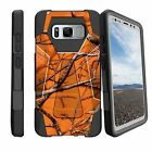 For Samsung Galaxy Note 8 SM-N950 Shockproof Dual Layer Bumper Case-Tough Arts
