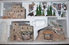 Dept 56 Heritage Village Little Town of Bethlehem Complete Set of 12 59757